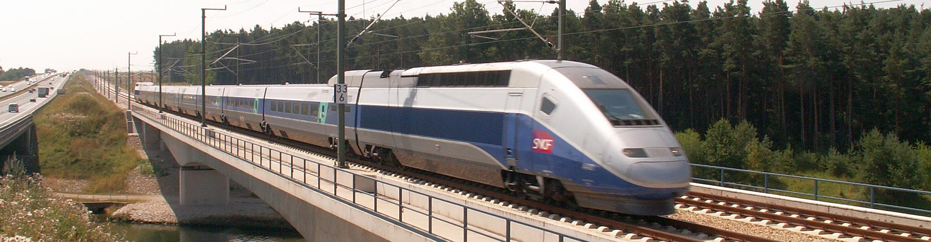 Die französische Bahn
