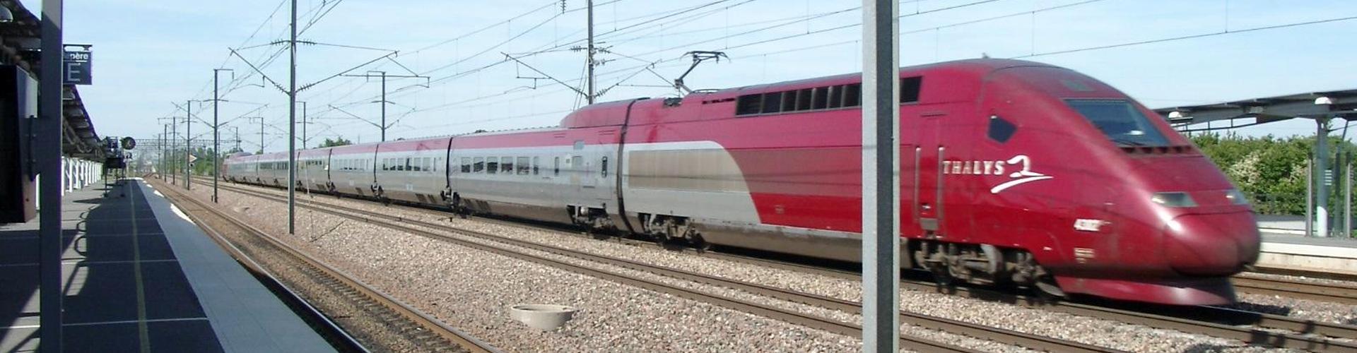 SNCF Fahrplan