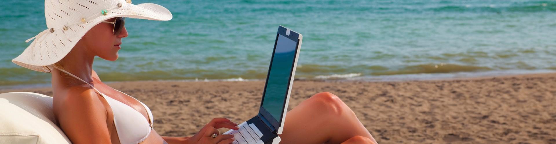 Mein Urlaub am Meer