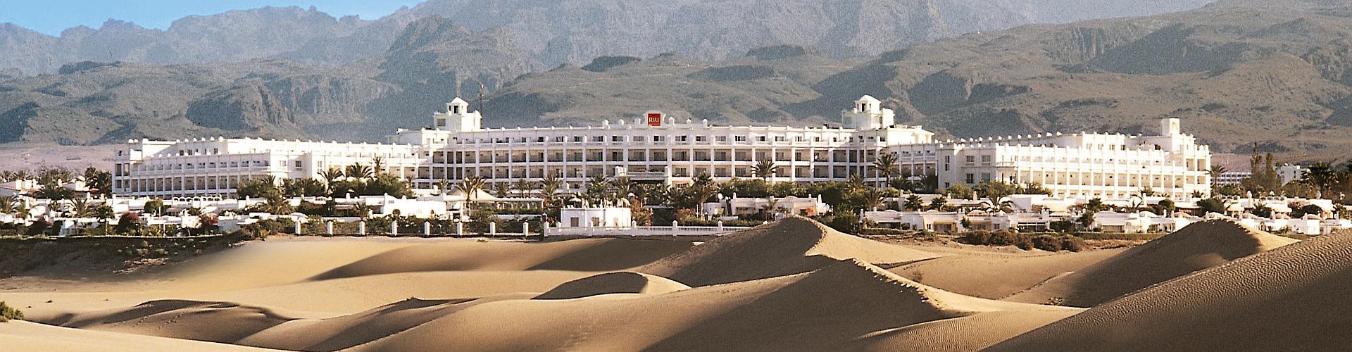 RIU Hotel ist komfortabler Urlaub am Meer