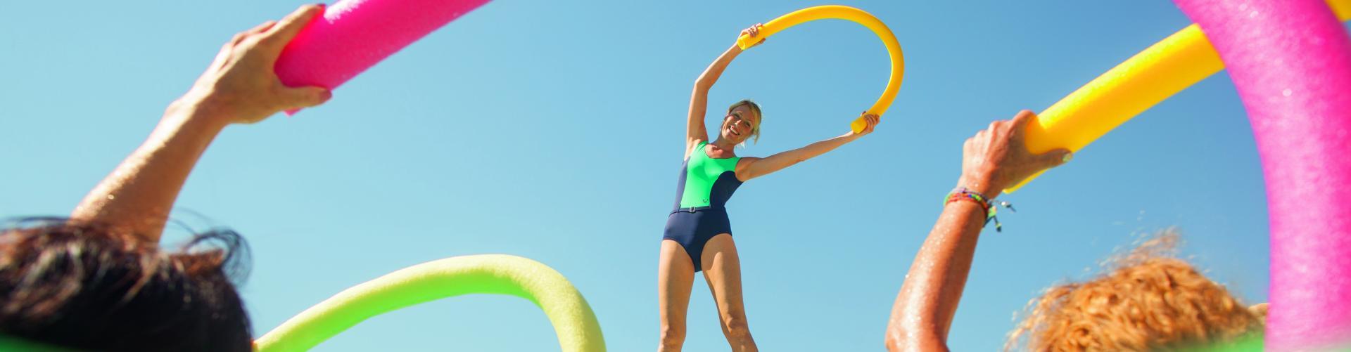 Sporturlaub am Meer