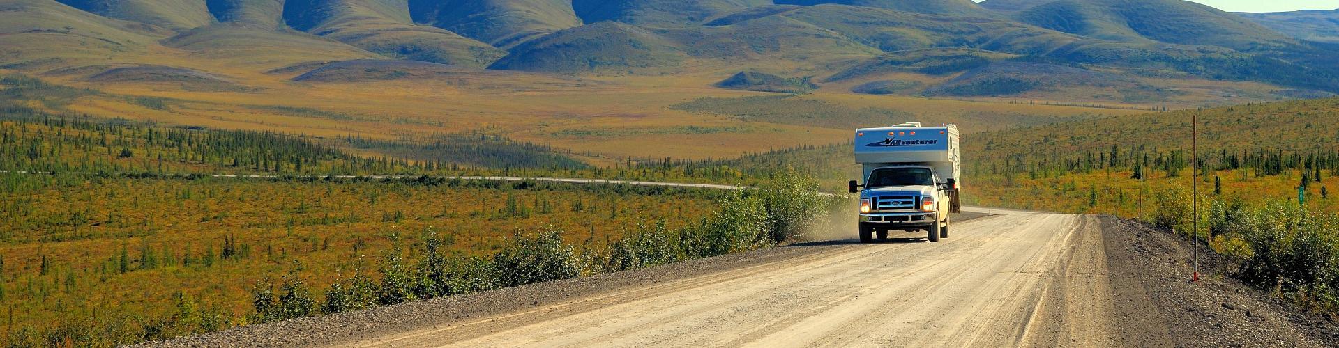 Dempster Highway, Alaska