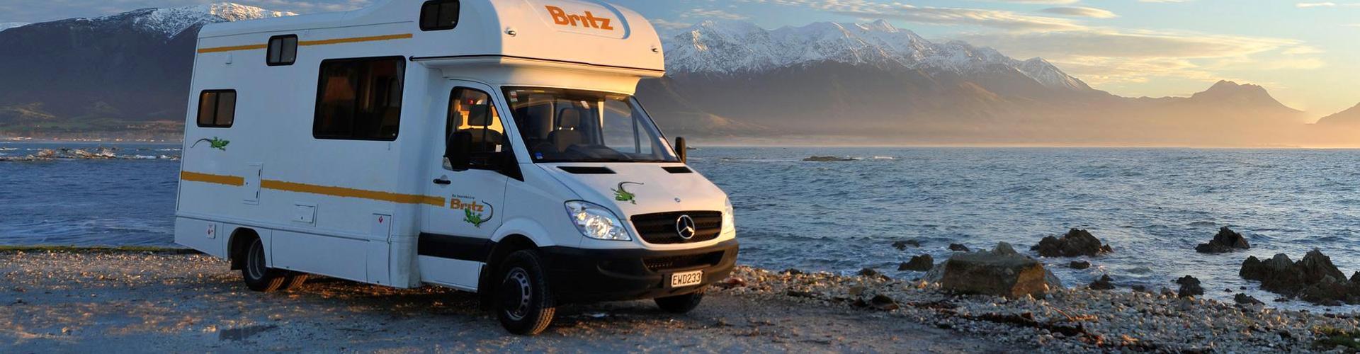 Camper Neuseeland mieten