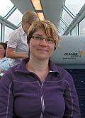 Susann Wolf - Ihre Bahnreisen Zugreisen Expertin