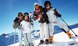 Ferienhäuser für den Skiurlaub