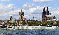 Flussreisen bis 800 Euro