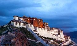 China mit Tibet