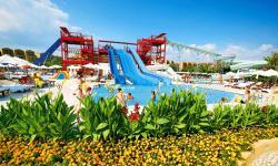 Urlaub in der Türkei. Familienfreundlicher Strandurlaub an der türkischen Riviera.