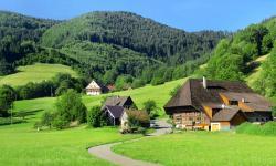 Urlaubshotels zum Wandern  (  (Schwarzwald))