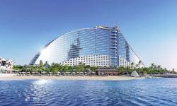 The Jumeirah Beach Hotel  (Dubai)