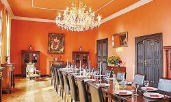 Ferienhaus Schloss Poggelow  (Mecklenburger Seenplatte)