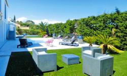 Ferienhaus Villa in St. Aygulf  (Cote d' Azur)