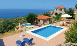 Ferienhaus in Aghios Nikolaos-Messinias  (Peloponnes)