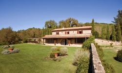 Ferienhaus in Bucine  (Toskana)