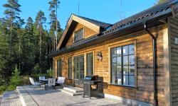 Ferienhaus in Orje  (Oslofjord)