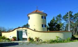 Ferienhaus Mühle bei Barcerlos  (Costa Verde)