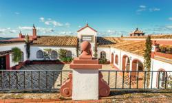 Ferienhaus in El Garrobo  (Andalusien)