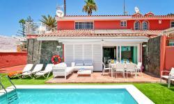 Ferienhaus Villa in San Agustin  (Gran Canaria)