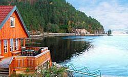 Ferienhaus am Meer / See