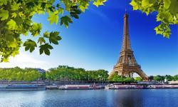 Silvester in Paris