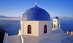 Kykladen & Santorini