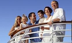 Kreuzfahrten in Familie