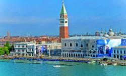 Venedig. Immer wieder.