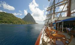 Südliche Karibik auf Segelkreuzfahrt