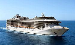 MSC Kreuzfahrten bis 699 €