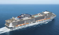 MSC Kreuzfahrten 2020