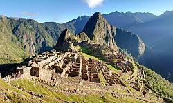 Chile, Bolivien, Peru