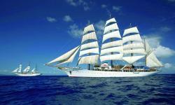 Transatlantik als Segelkreuzfahrt