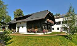 Kärnten: Dorf Schönleitn