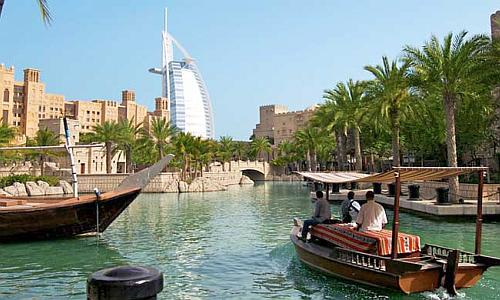 Urlaubshotel Dubai