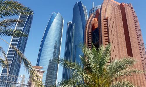 Urlaubshotel Abu Dhabi