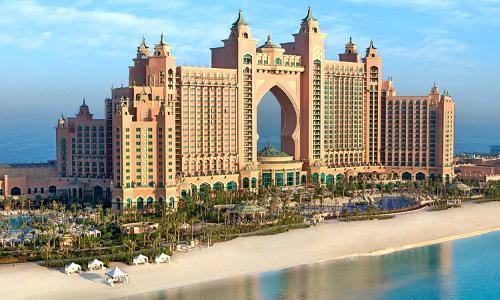 Pauschalreisen Dubai