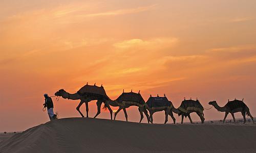 Wanderreisen Dubai und VAE