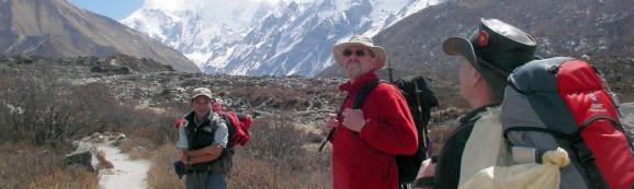 Wikinger Reisen - Touren in Nepal