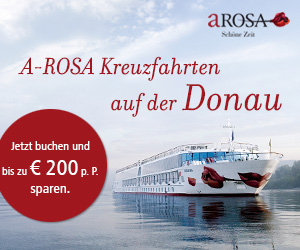 AROSA Flusskreuzfahrten 2017 Donau Rhein Main Mosel Rhone online buchen