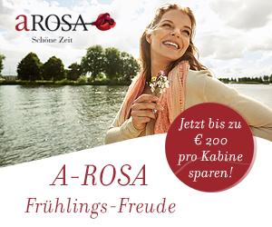 AROSA Flusskreuzfahrten 2016 Donau Rhein Main Mosel Rhone online buchen
