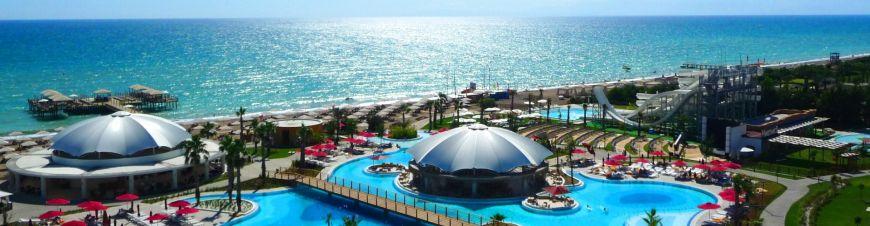 Entlang der Türkischen Riviera - Urlaub in Belek