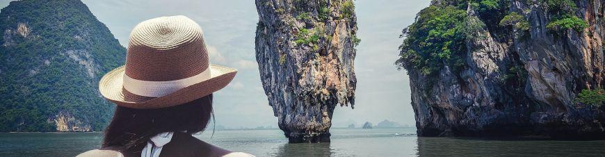 Thailand Rundreise – wilde Natur und ferne Kultur