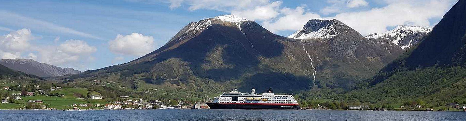 Hurtigruten Kurztour nach Norwegen