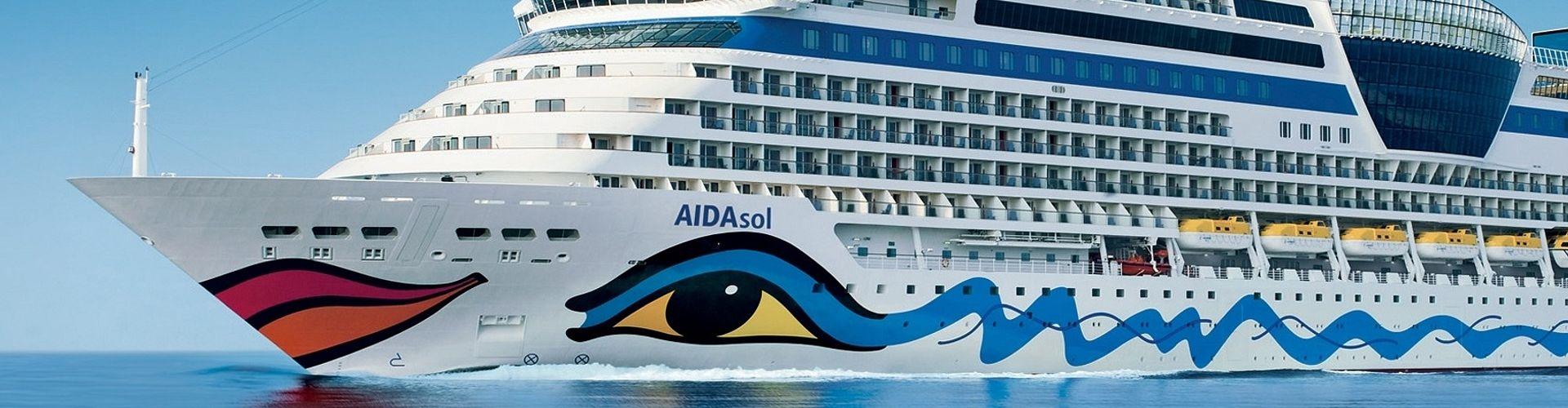 Kurzkreuzfahrt mit AIDAsol ab Hamburg