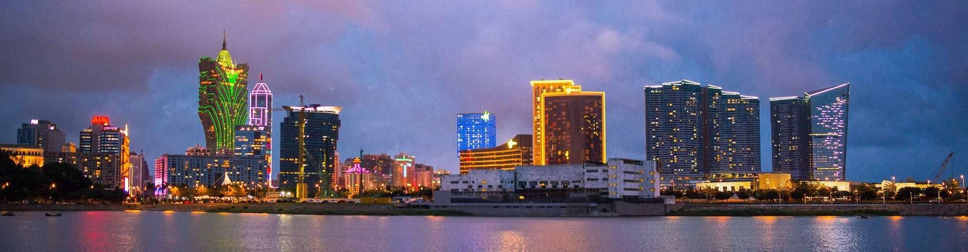 Macau China: Amerikanischer Flair und portugiesischer Charme