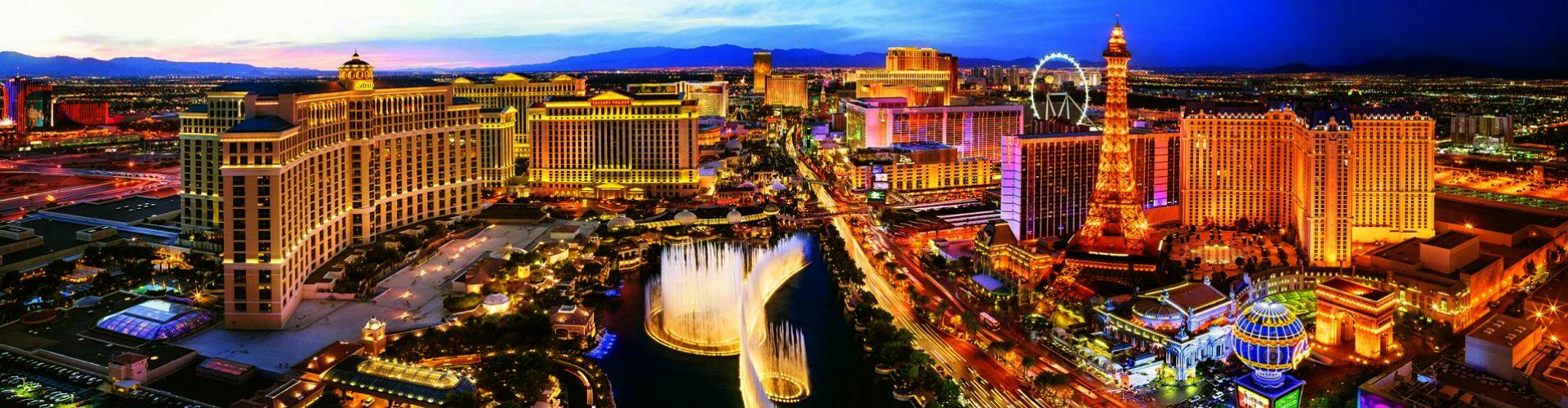 Las Vegas im Bundesstaat Nevada