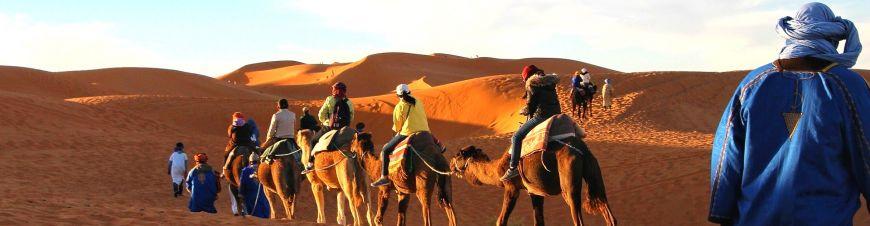 Marokko - ein Traum aus 1001 Nacht