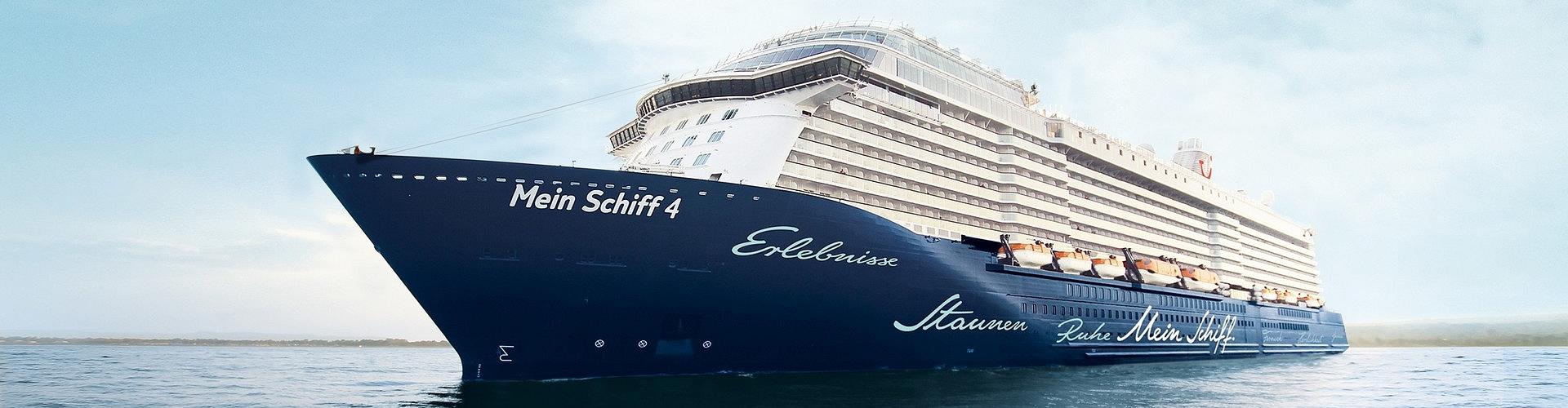 Die TUI Mein Schiff 4 – eine Wohlfühloase der Extraklasse