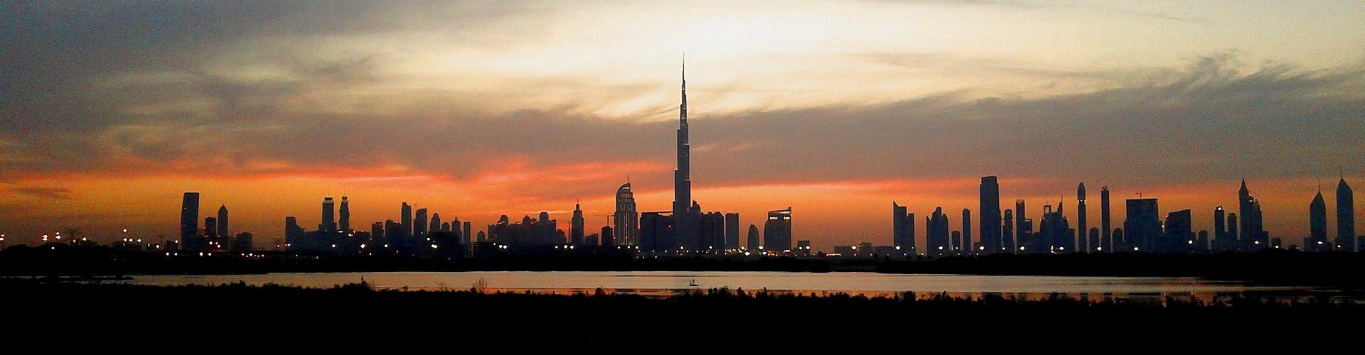 Mit Emirates nach Dubai