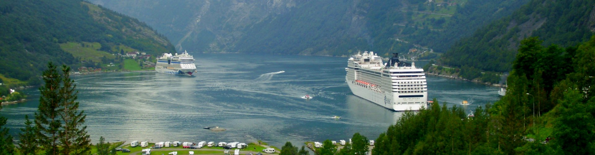 """Mit der MSC """"Orchestra"""" durch die norwegischen Fjorde"""